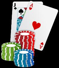 blackjack illegaal
